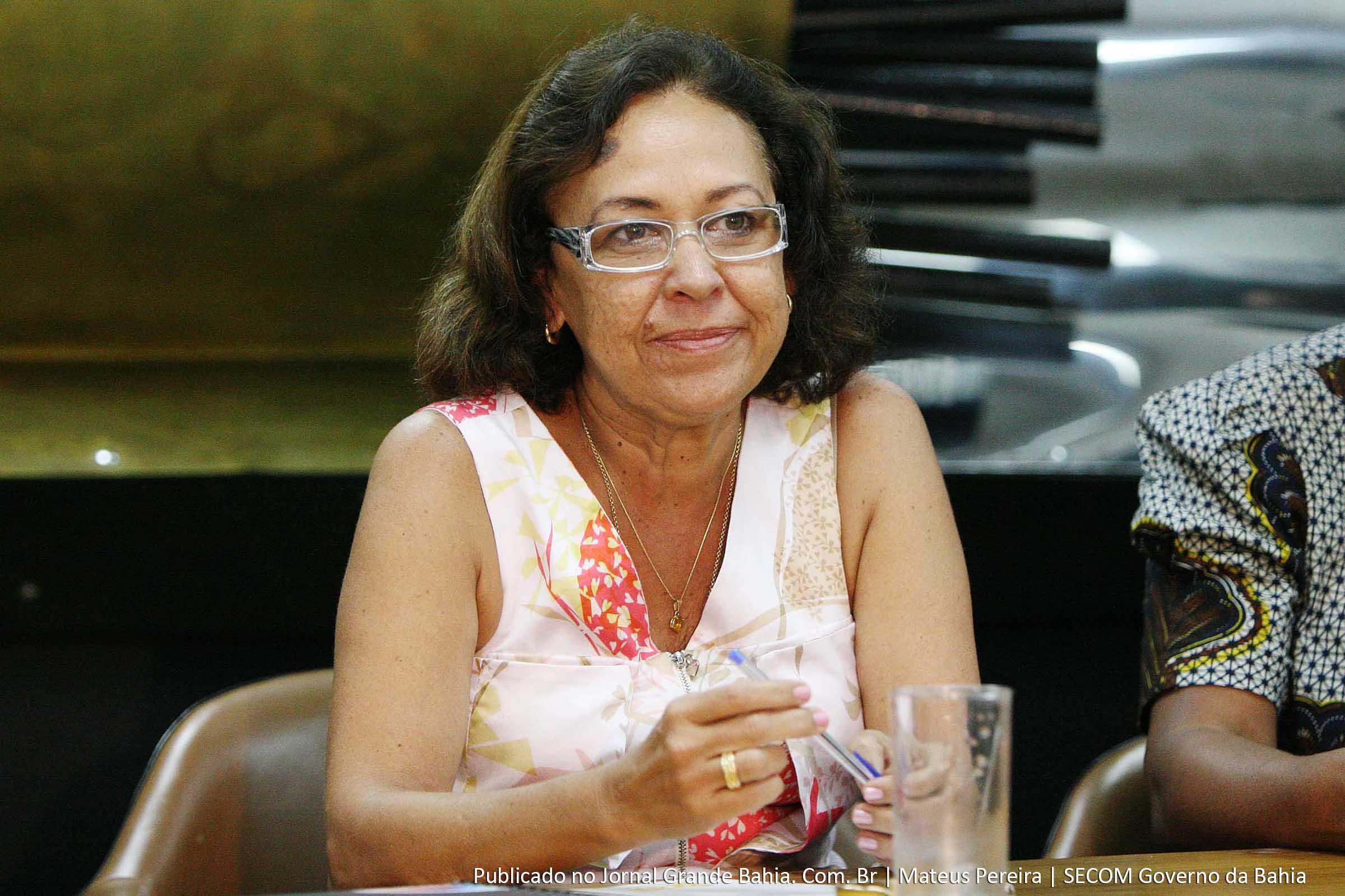 Lídice da Mata apoio campanha pelo marco civil da Internet