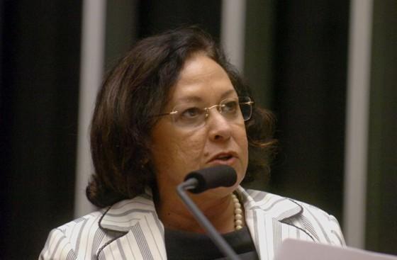 Lídice pede maior combate à violência contra a mulher e ao tráfico de pessoas