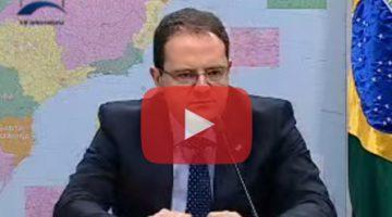 Ministro diz à Lídice que vai verificar situação da FIOL, aeroporto e CEPLAC