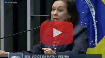 Lídice defende mais debate antes de votar mudanças na Petrobrás
