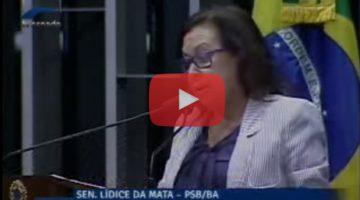 Lídice defende medidas para aumentar competitividade do setor cacaueiro