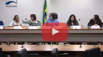 Audiência da CPI do Assassinato de Jovens (24/08/2015)