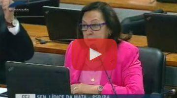 Lídice defende realização de audiência para tratar do ICMS referente a operações com energia