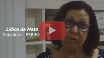 Senadora Lídice fala contra a PEC 55