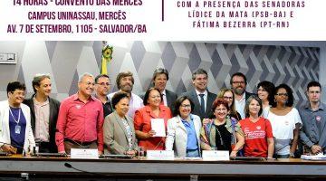 Comissão fará debate em Salvador sobre a continuidade do Fundeb