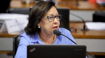 Com voto de Lídice, CCJ aprova proposta que prevê mais recursos para Municípios