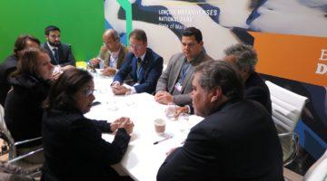 Na COP 23, Lídice anuncia que ministro garante R$ 800 milhões para revitalização do rio São Francisco