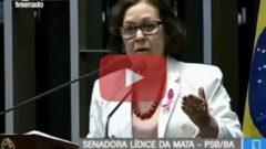 Lídice quer políticas públicas consistentes para o Rio São Francisco