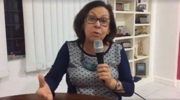 Em vídeo nas redes sociais, Lídice critica reforma da Previdência