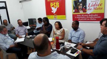 PSB reafirma apoio a reeleição de Rui