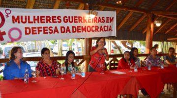 """""""Lula disse para mim que Lídice é a candidata dele ao Senado"""", afirmou Fátima Mendonça em ato realizado em Lauro de Freitas"""