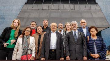 Lídice da Mata cobra do Senado posição sobre impedimento da ida de parlamentares à PF