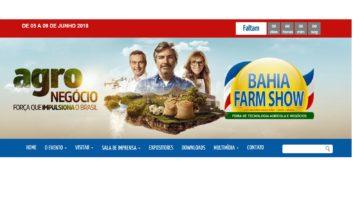Senadora destaca realização da Bahia Farm Show