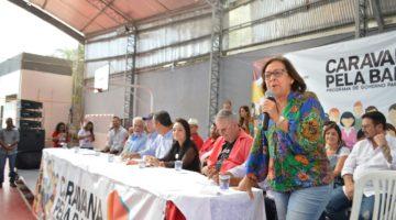 Lídice propõe criação de Fórum para o Desenvolvimento Econômico e Social da RMS