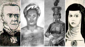 Lei inclui nomes de mártires baianos no Livro dos Heróis e Heroínas da Pátria