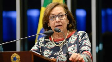 É preciso reunificar o Brasil e garantir a democracia , diz Lídice