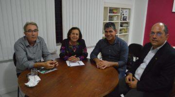 Lídice pede ao governo ações emergenciais no Rio Utinga