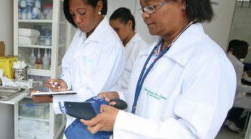 Lídice aponta riscos para a saúde pública com saída de cubanos do Mais Médicos