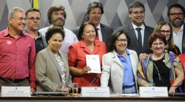 Relatora defende PEC de Lídice que torna permanente Fundo da Educação (Fundeb)