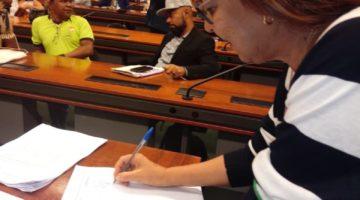Lídice adere à Frente Parlamentar em Defesa da Democracia e dos Direitos Humanos