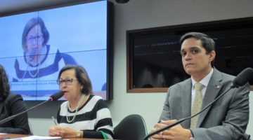 Lídice assume presidência da Comissão de Defesa dos Direitos da Pessoa Idosa