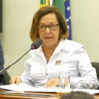 Lídice cobra manutenção de Conselho Nacional dos  Direitos do Idoso