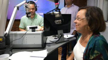 Em podcast, Lídice fala sobre Janot, Petrobrás e CPMI das Fake News