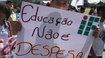 Lídice afirma que fala do presidente da República sobre manifestações demonstra despreparo