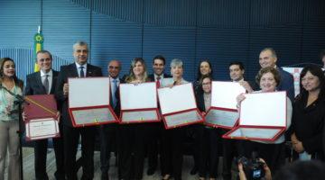 Hospital da Mulher e Obras Irmã Dulce recebem  prêmio Dr. Pinotti da Câmara