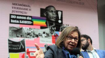Seminário na Câmara relembra 50 anos do movimento LGBTI