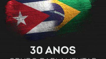 Nota do Grupo Parlamentar Brasil-Cuba