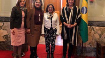 Deputadas elogiam sistema uruguaio de atenção ao idoso