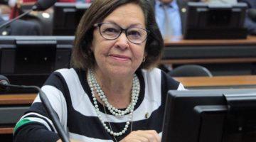 Lídice é destaque no ranking dos parlamentares mais influentes do Congresso