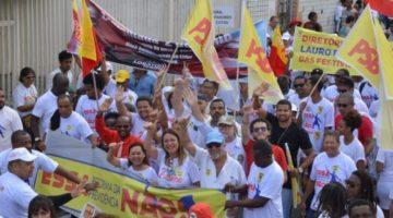 2 de Julho: Lídice e PSB marcham contra reforma da Previdência