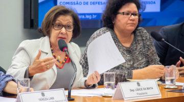 Lídice critica ações do Governo que prejudicam a população idosa