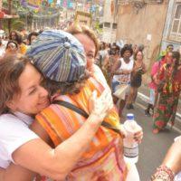 """""""É o reconhecimento de uma trajetória política  em favor do povo de Salvador e da Bahia"""", comenta Lídice o resultado da pesquisa do Instituto Paraná"""