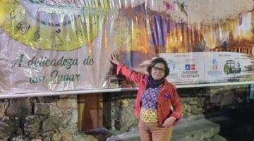 Deputada Lídice da Mata participou do Festival de Igatu 2019