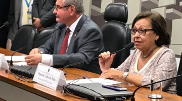 Deputada Lídice da Mata será  a relatora da CPMI da Fake News