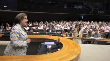 Câmara dos Deputados celebra Dia Internacional da Pessoa Idosa
