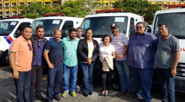 Lídice destina ambulância para Ubaitaba