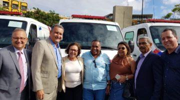 Lídice destina ambulância para São Francisco do Conde