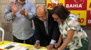 PSB Bahia filia ex-deputado federal Severiano Alves