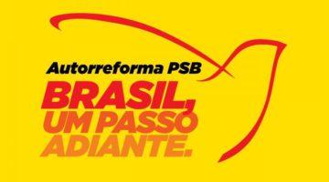 """PSB inicia """"autorreforma"""" para se reinventar e contribuir com mudança do sistema político"""
