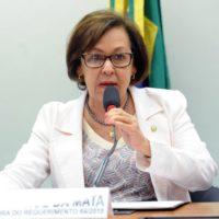Lídice da Mata é eleita segunda procuradora adjunta da mulher na Câmara