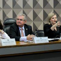 Joice Hasselmann afirma haver uma organização criminosa dentro do Planalto;  Lídice classifica informações como gravíssimas