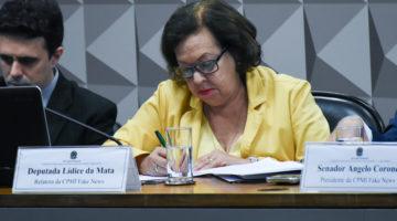 Lídice assina requerimento para realização de sessão solene em homenagem à Fiocruz e ao Butantan
