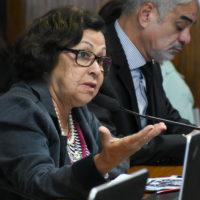 Relatora da CPMI das Fake News participa de debate sobre financiamento público e desinformação