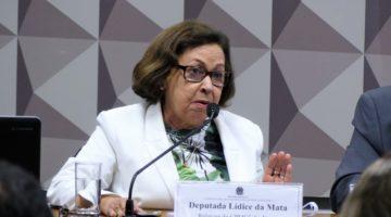 Lídice da Mata apresenta emendas para disponibilizar auxílio emergencial a profissionais da cultura