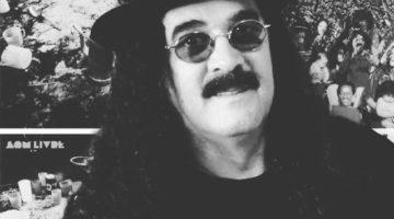 Lídice lamenta a morte de Moraes Moreira