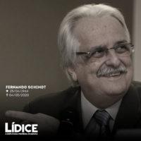 Lídice apresenta a Câmara moção de pesar pelo falecimento de Fernando Schmidt